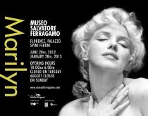Marilyn @ Salvatore Ferragamo Museum