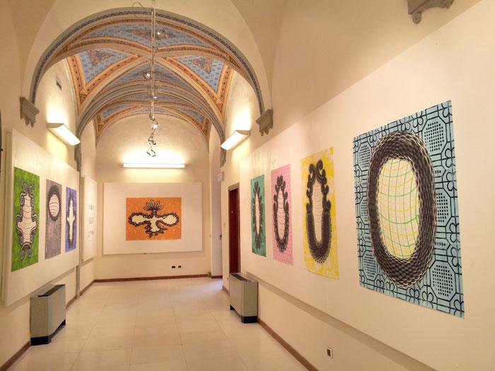 Ellen Burchenal: Recent Works on Paper