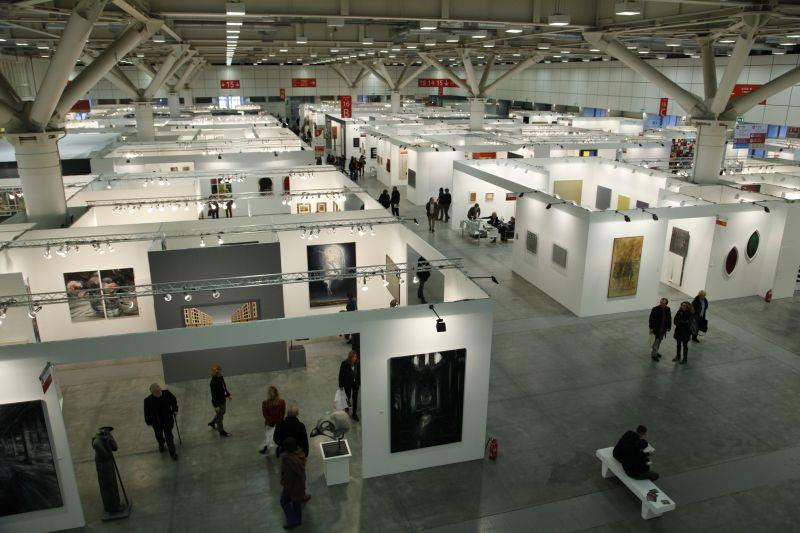 Artefiera bologna international fair of modern for Fiera edilizia bologna 2017