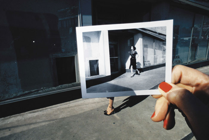 Guy  Bourdin: A Message to You