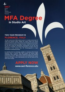 SACI MFA Program in Florence