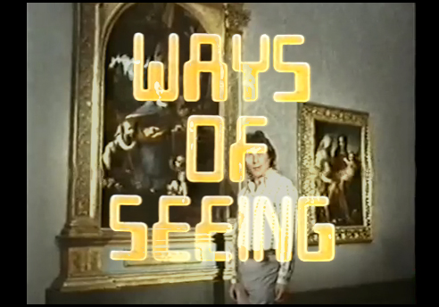 ways of seeing Ways of seeing study guide contains a biography of john berger, literature  essays, quiz questions, major themes, characters, and a full summary and  analysis.