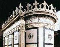 Rucellai Chapel: Leon Battista Alberti, 1467