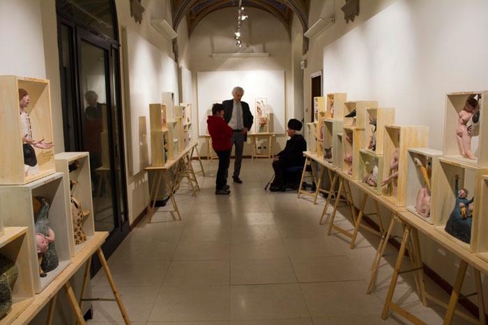 LISA NOCENTINI: La Biblioteca di Babele