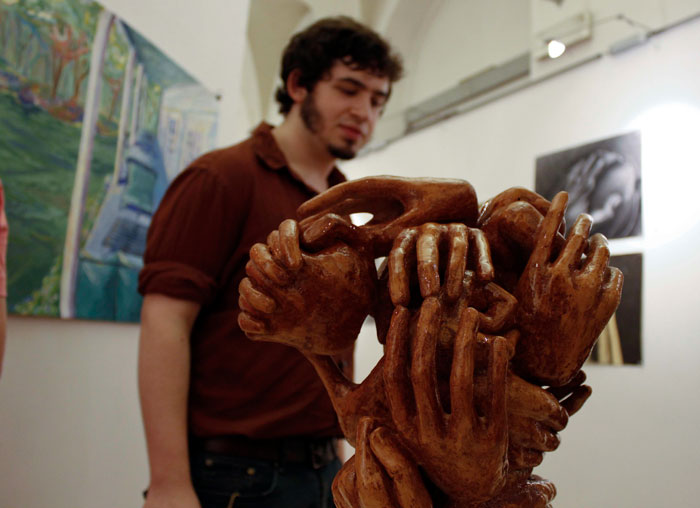 SACI Spring 2013 Student Exhibition: 2D & 3D