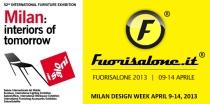 Saloni Milan Design Week Furniture Fair