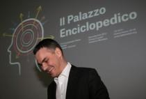 Massimiliano Gioni - Curator of the Venice Biennale (Photo: Francesco Galli)