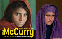 Steve McCurry Exhibition in Siena