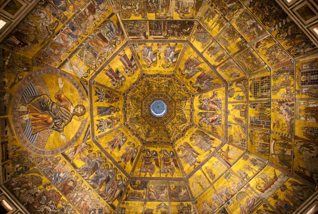 florence-baptistery-ceiling-mosaic