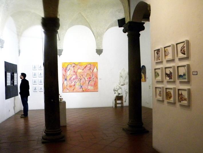Galleria La Corte Arte Contemporanea, Florence