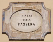 Piazza della Passera, Florence