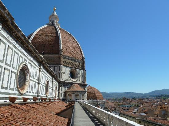 Visit the Terraces of Florence\'s Duomo for free on September 8 ...