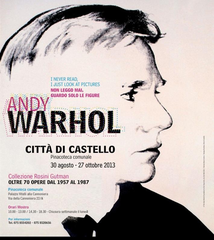 Warhol @ Città del Castello