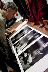 SACI Photography instructor, Jacopo Santini (Photo by Jacopo Mazzoni)