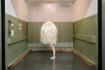 "Anna M. Rose, ""Elevator"" from the Hair Do Series"