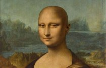ANT: Bald Mona Lisa