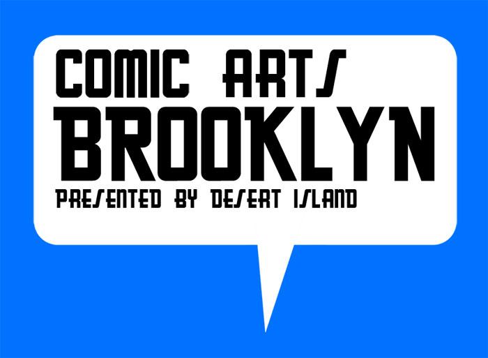 Comic Arts Brooklyn