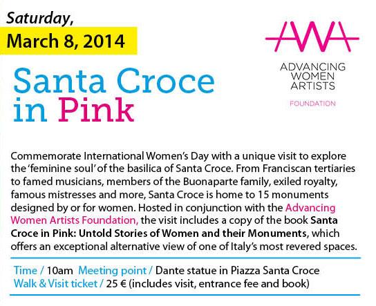 Santa Croce in Pink