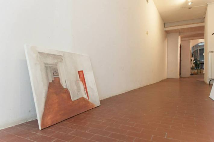 Walker Keith Jernigan: work in progress @ Xenos Contemporary Art Gallery, Florence, Italy