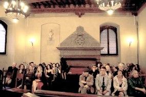Presentation at the Comune of Cortona