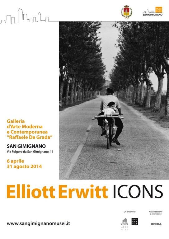 Elliott Erwitt: ICONS