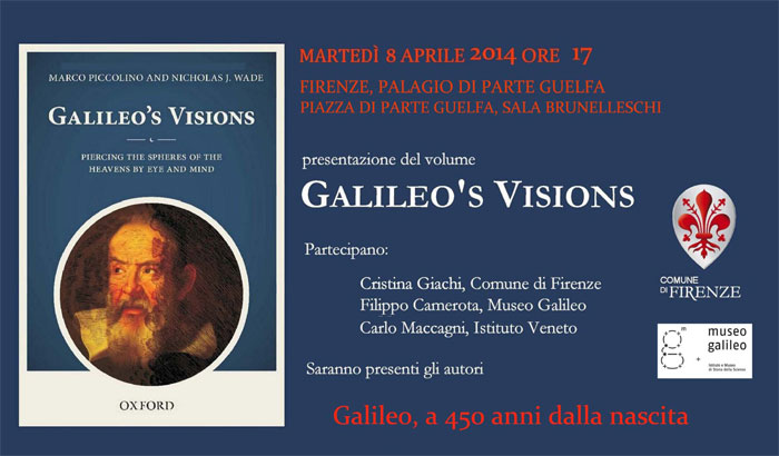 Galileo's Visions
