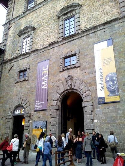 The MAEC Museum in Cortona