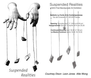 Suspended Realities