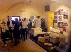 """Opening night reception of """"Dentro l'Alterità"""""""