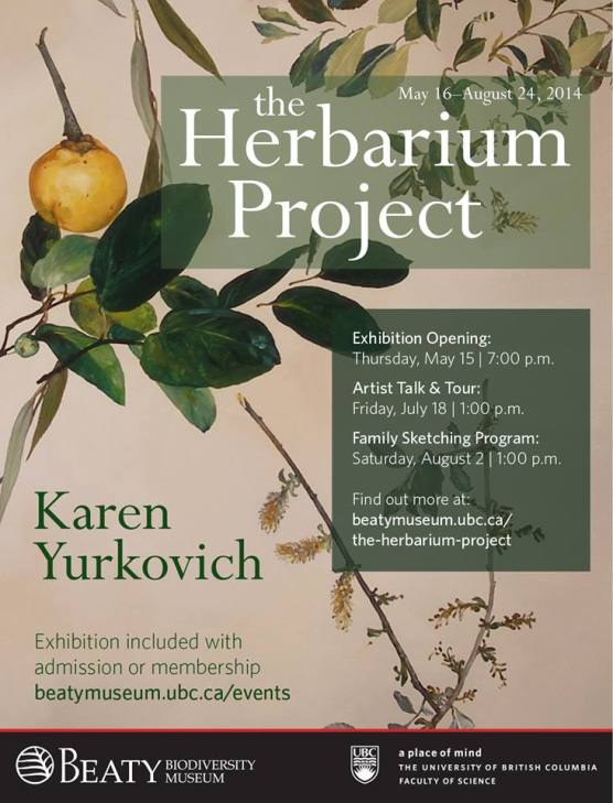 The Herbarium Project