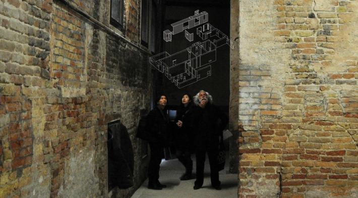 """""""Adaptation"""" at the Palazzo Zen"""