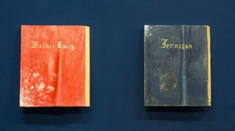 "Walker Keith Jernigan, ""Name Book"", 2014"