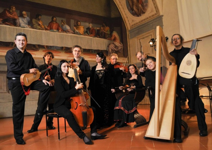 Cappella di Santa Maria degli Angiolini is an early music ensemble performing on original instruments, based in Florence, Italy.