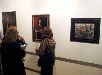 Il Passato è Presente III in SACI's Maidoff Gallery