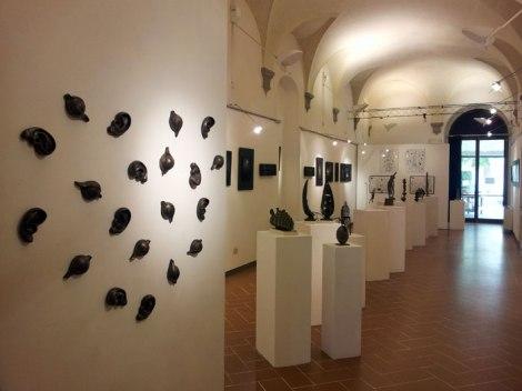 """in-fuse"": sculptures by MANUELA ZERVUDACHI + photos by PHILIPPE DE POTESTAD"