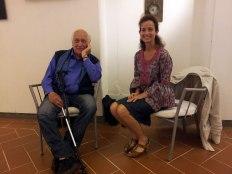 JULES MAIDOFF & MANUELA ZERVUDACHI