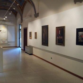Il Passato è il Presente III in SACI's Maidoff Gallery
