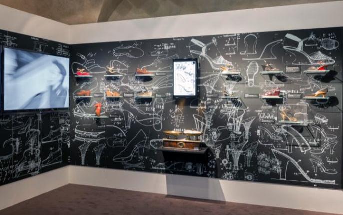 Ferragamo Museum: Equilibrium