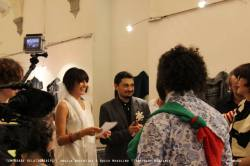 """Temporary Weddings"" in the SACI Gallery"