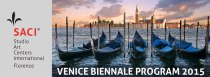 SACI's Venice Biennale Program