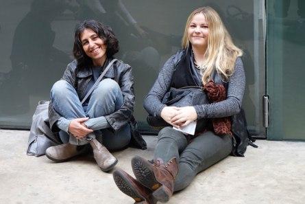 Daria and Gwynneth
