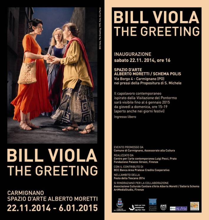 Bill Viola: The Greeting