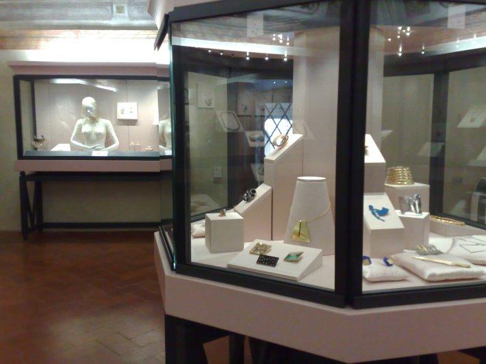 Palazzo Pitti's Galleria degli Argento