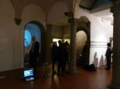 SACI Fall 2014 Digital Multimedia Student Exhibition at La Corte Gallery, Florence