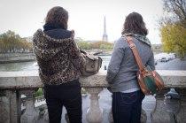 SACI MFA in Photography students in Paris