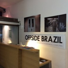 """Offside Brazil"" exhibition at Magnum in Paris"