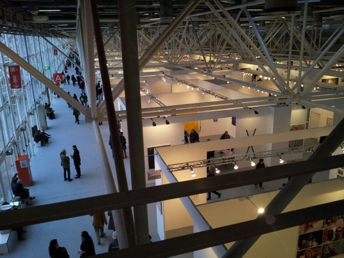Artefiera Bologna (Photo: N. Muirhead)