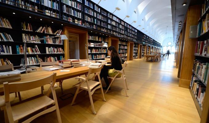 Fondazione Giorgio Cini Library