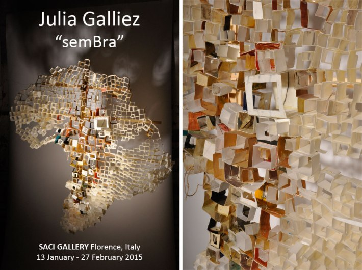 """Julia Galliez: """"semBra"""""""