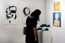 SACI Fall 2014 2D & 3D Student Exhibition